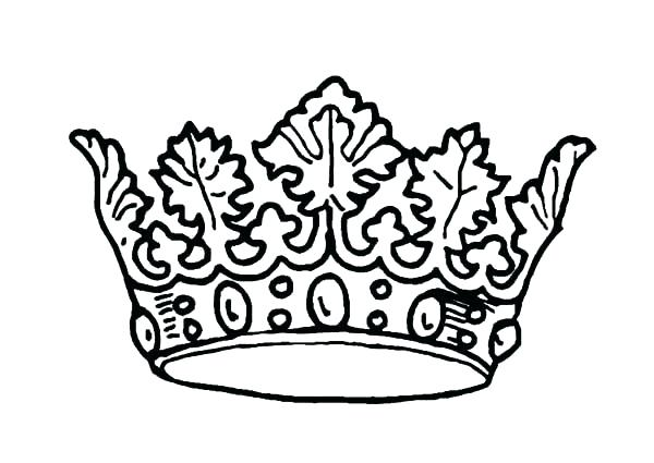 600x425 Princess Crown Coloring Page Princess Crown Coloring Page Princess