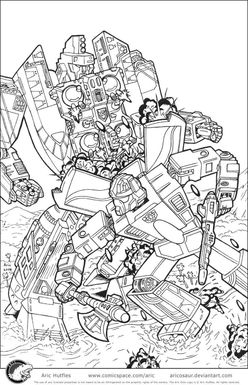 800x1240 Broadside V Tidal Wave Inks By Aricosaur