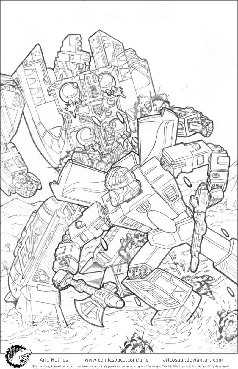 800x1240 Broadside V Tidal Wave Pencils By Aricosaur