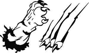 300x178 Tiger Claw Drawing Tiger Claw Clip Art