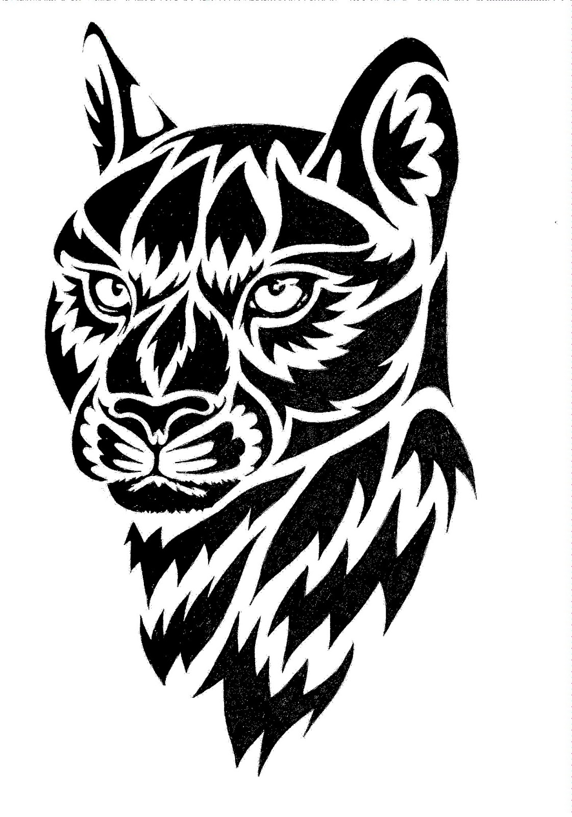 1121x1600 Twin Ink Animal Ink Designs