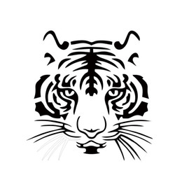 260x260 Car Sticker Tiger Suppliers Best Car Sticker Tiger Manufacturers