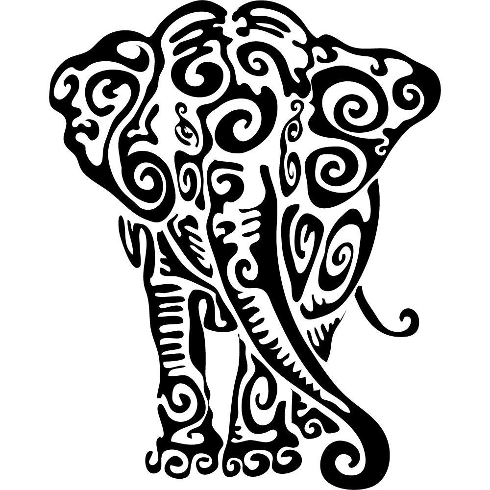 1000x1000 Resultado De Imagen Para Vinilos Decorativos Elefantes