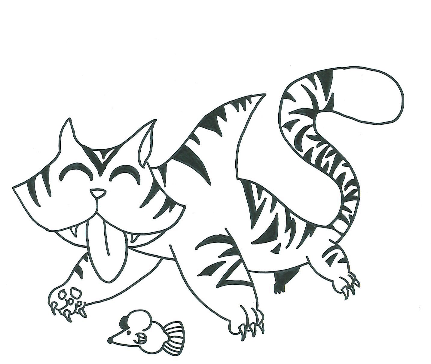 1434x1211 Trend Tiger Shark Coloring Pages 93 With Additional Line Drawings