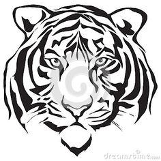 236x236 Dibujo Tigre Saliendo Por El Brazo