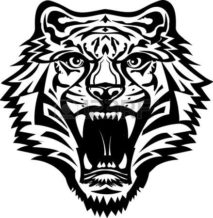 Tigers Eye Drawing