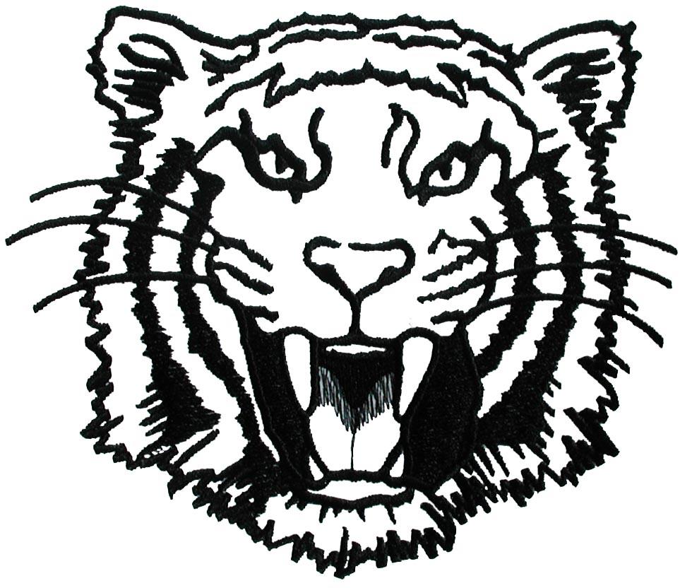 980x832 Bengal Clipart Tiger Face