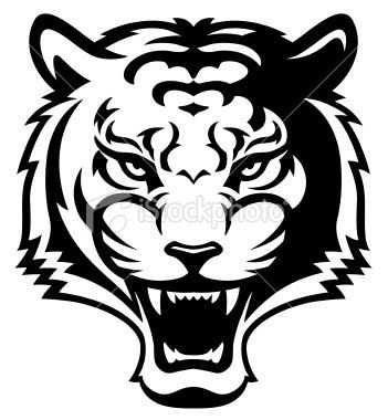 351x380 Growling Tiger Clipart Amp Growling Tiger Clip Art Images
