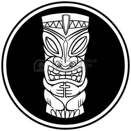 450x450 Tiki Totem Pole Stock Photos Amp Pictures. Royalty Free Tiki Totem