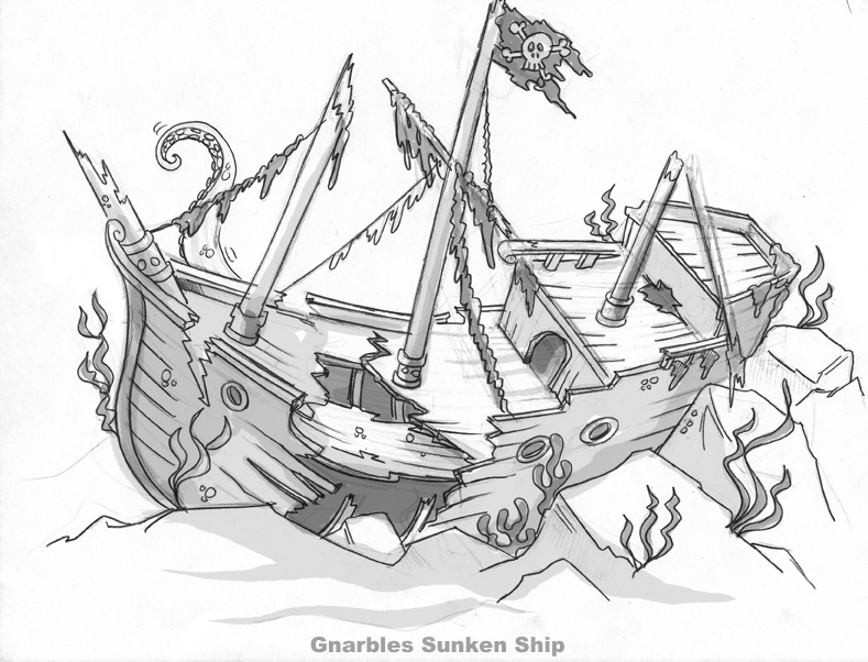 789x602 Image Result For Sunk Boat Drawing Protaras Boat