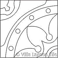 200x200 Historic Cement Tile Reproductions Villa Lagoon Tile