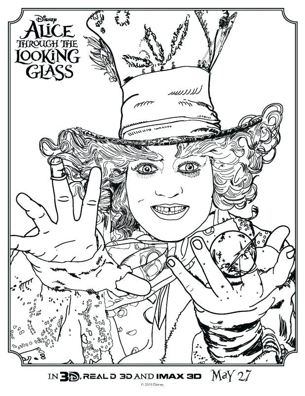 618x800 Tim Burton Coloring Pages Joandco.co