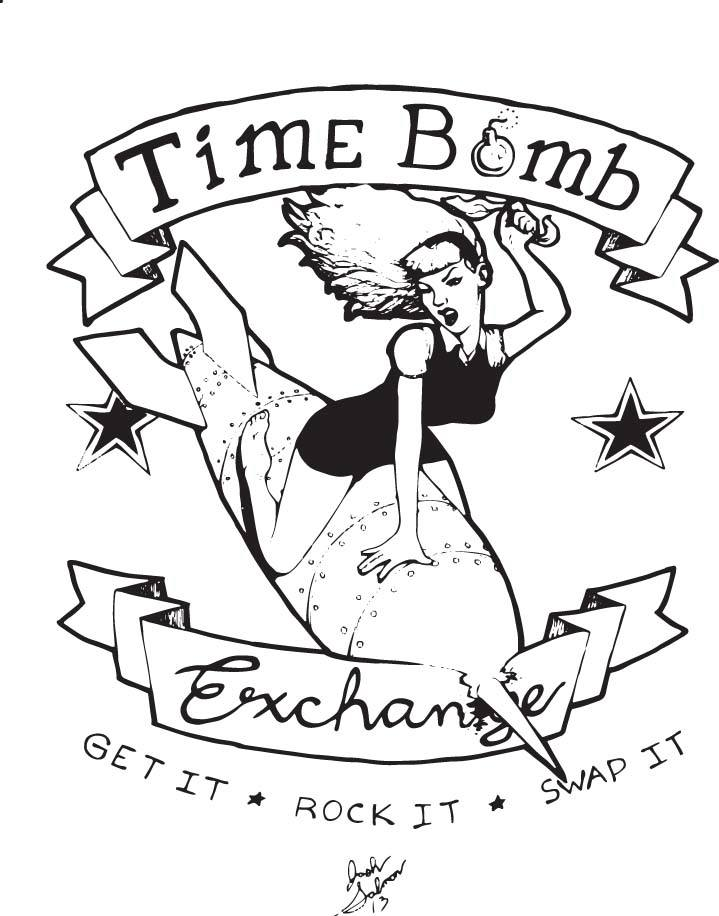 719x916 Time Bomb, Coos Bay In Coos Bay, Oregon (Or)
