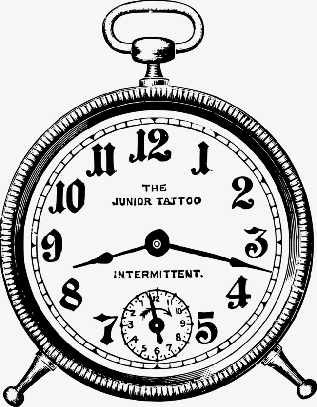 650x833 Vector Time, Time, Clock, Pocket Watch Png And Vector For Free
