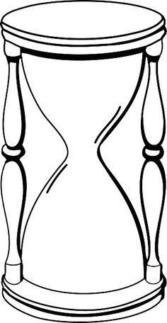 236x456 Clock Drawing Cartoon