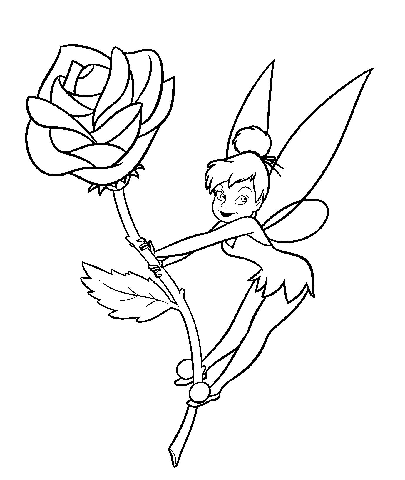 1378x1632 Tinkerbell Coloring Pages Tinkerbell Coloring Pages