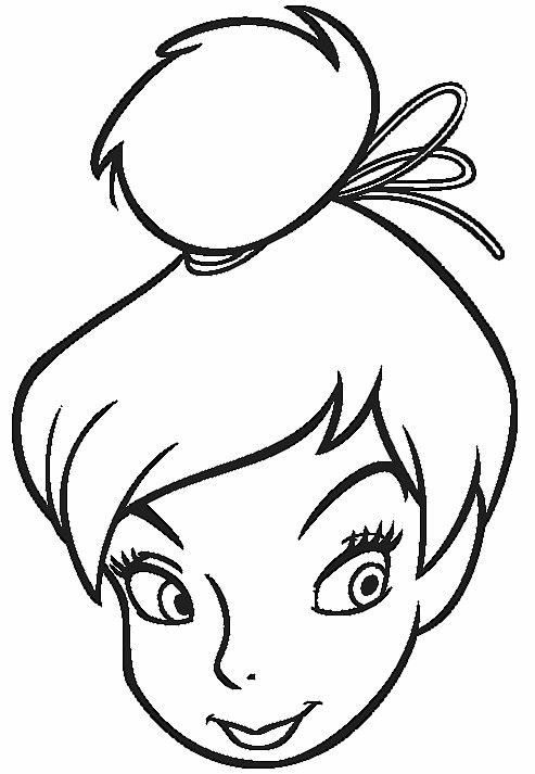 tinkerbell pencil drawing at getdrawings com free for personal use