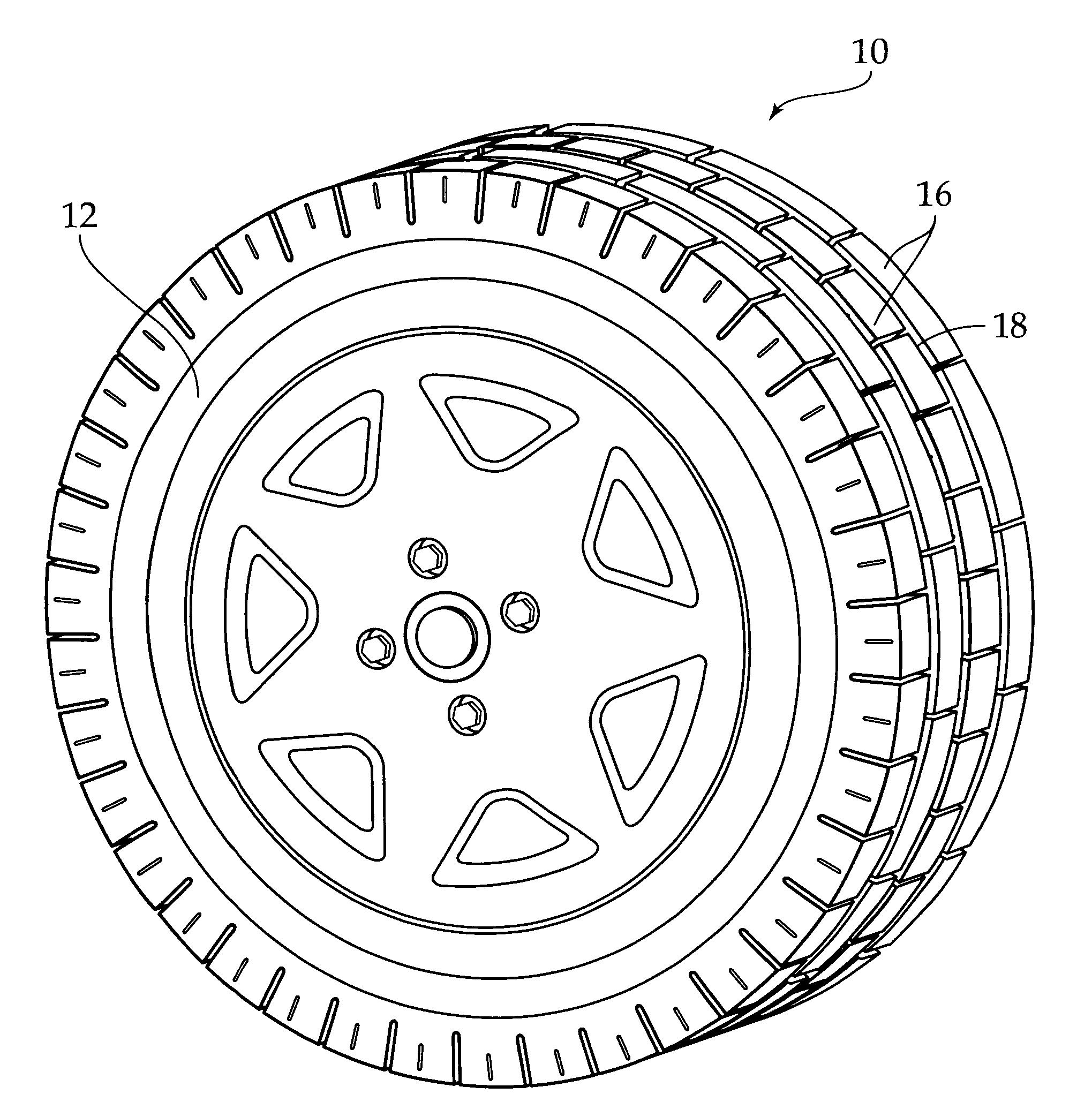 2039x2058 Tire Sculpture