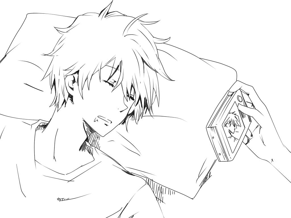 1024x768 Feeling Sleepy 3 By Inugome100