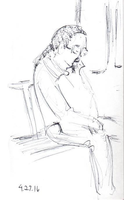 427x688 Gesture Drawing Joana Miranda Studio