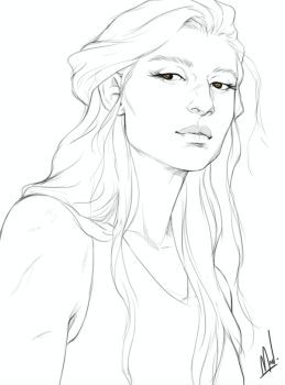 259x350 She Has Elysandra's Build. I Just Need Her Colored. And Maybe Her