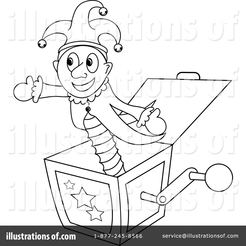 1024x1024 Jack In The Box Clipart