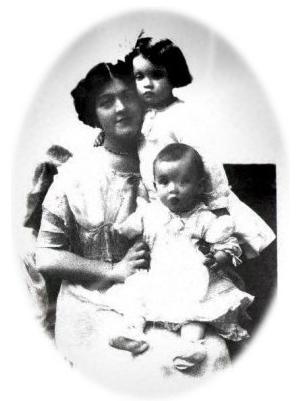 299x401 Miss Helen Loraine Allison, 2, Was Born June 5, 1909. She Was