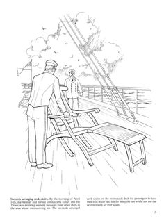 236x321 Titanic Coloring Pages With People In The Water Coloring Pages