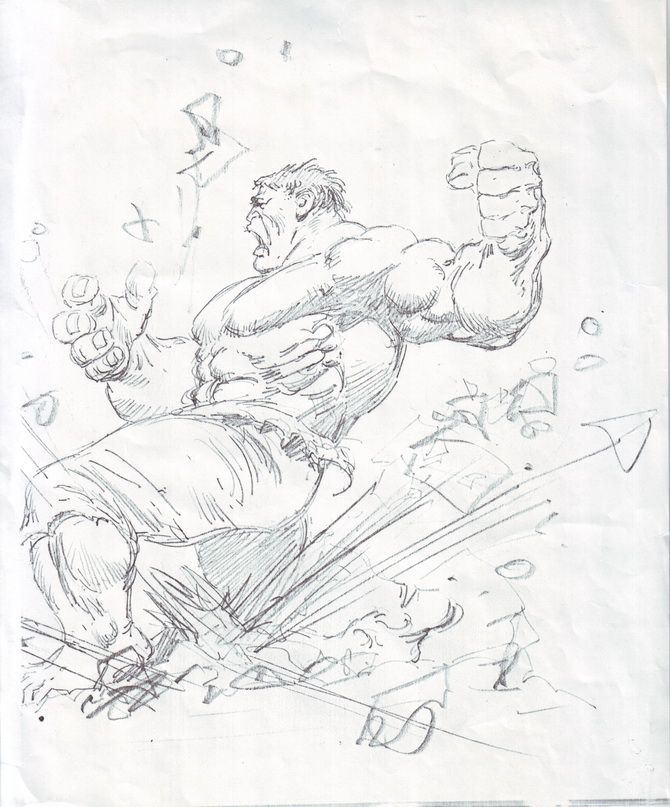 670x807 This Is Why John Buscema Was A Better Artist Than You