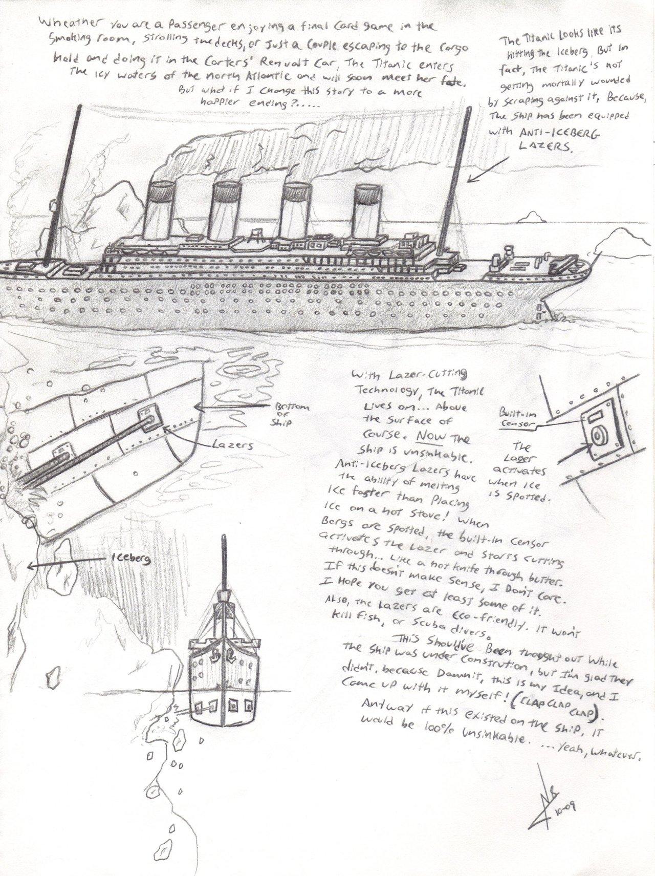 1280x1711 Titanic Stuffdevious Folder By Cantorna