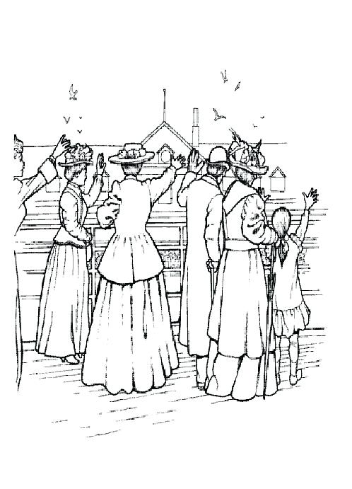 498x691 Titanic Coloring Page Titanic Rms Titanic Coloring Pages