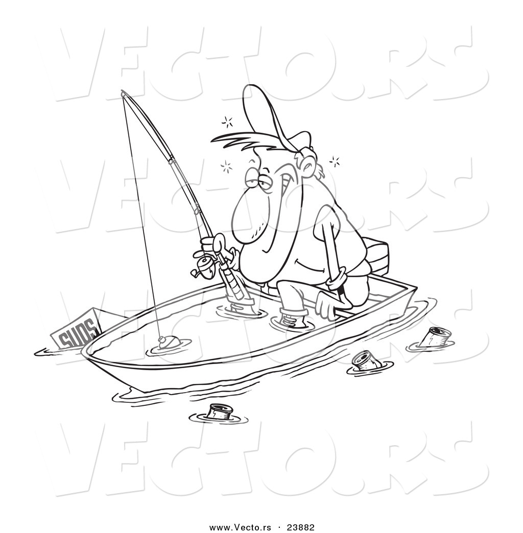 1024x1044 Cartoon Image Of Sinking Boat