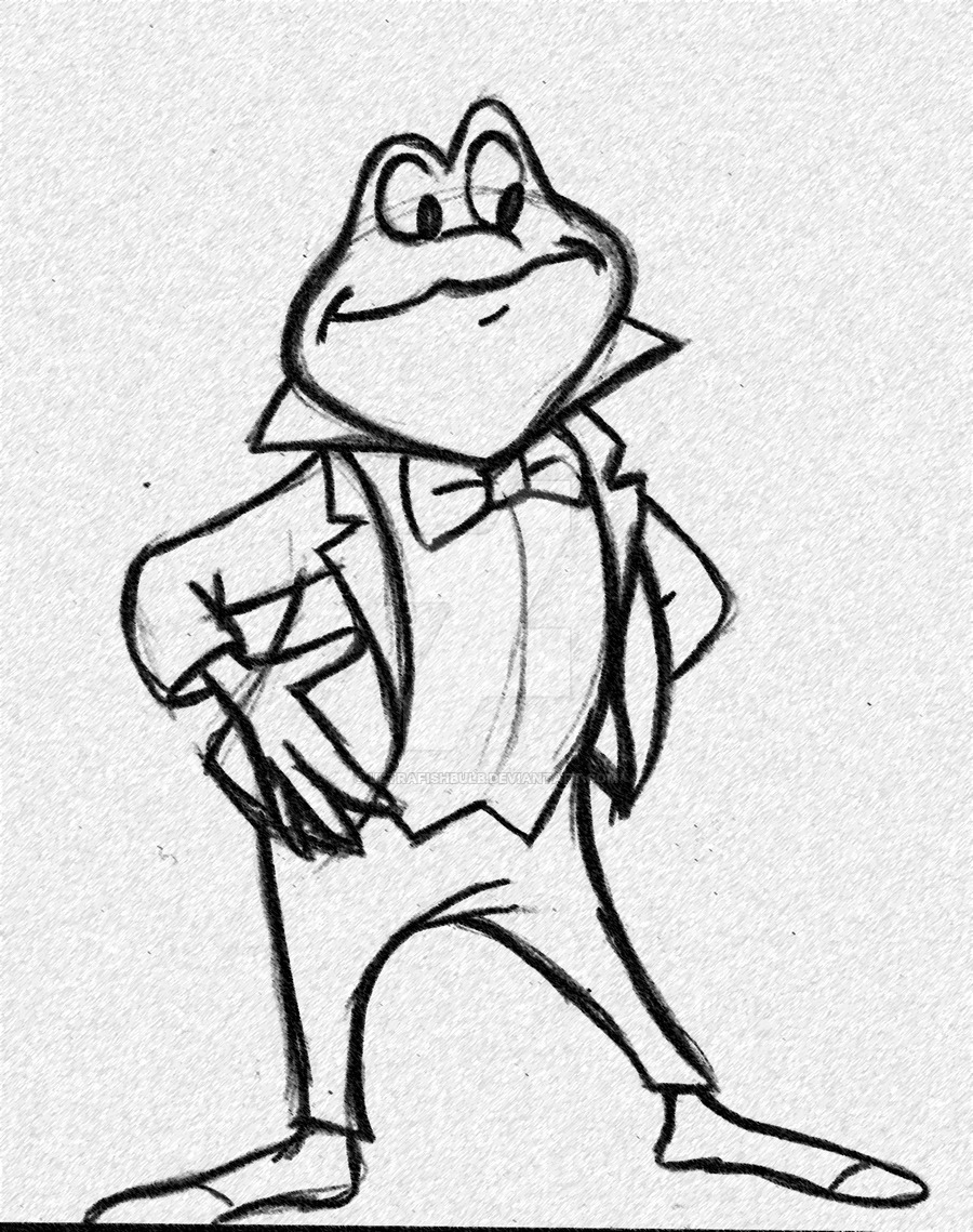 900x1139 The Marvelous Mister Toad By Ultrafishbulb