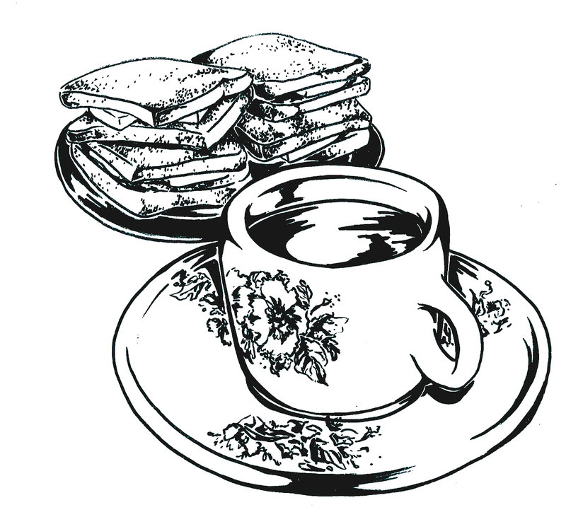800x731 Coffee And Toast