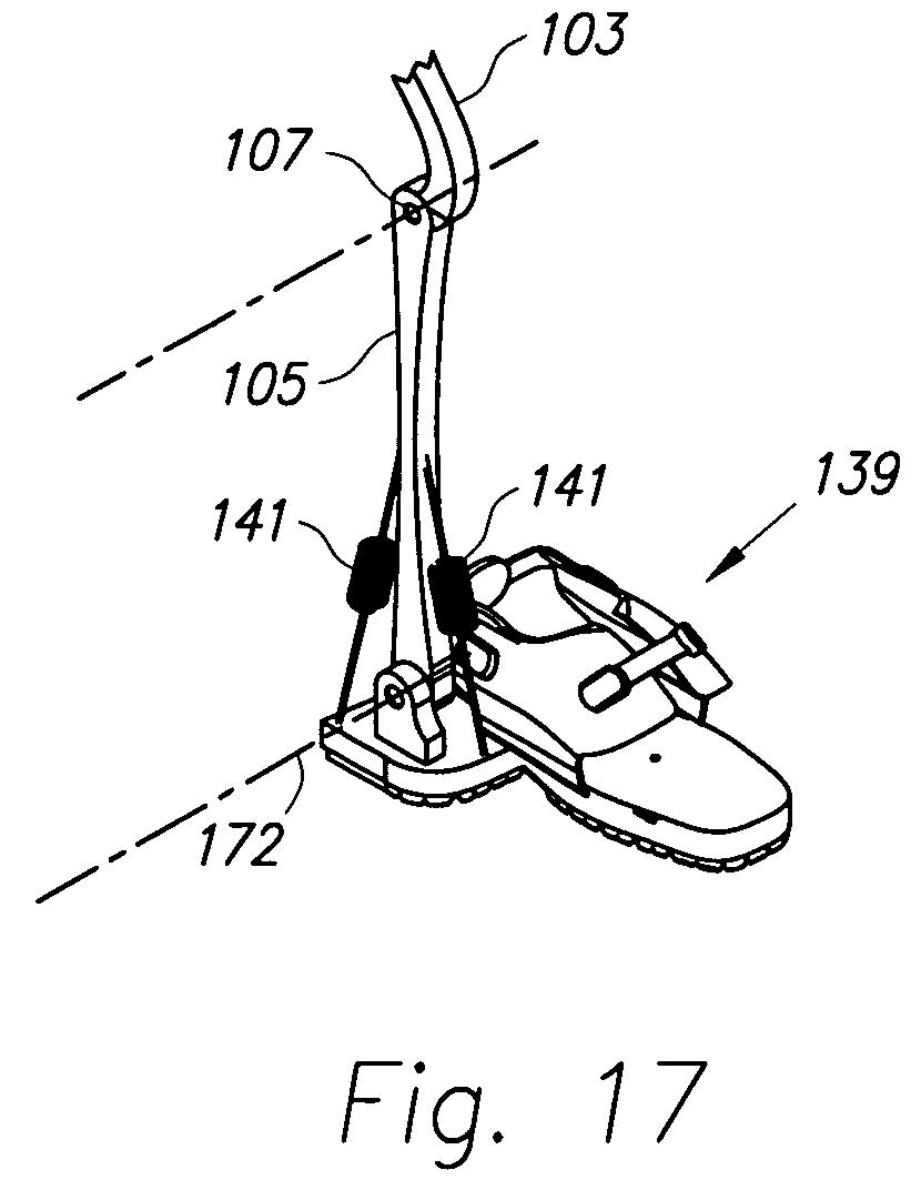 830x1072 Patent Drawing Bionic Legs Draw