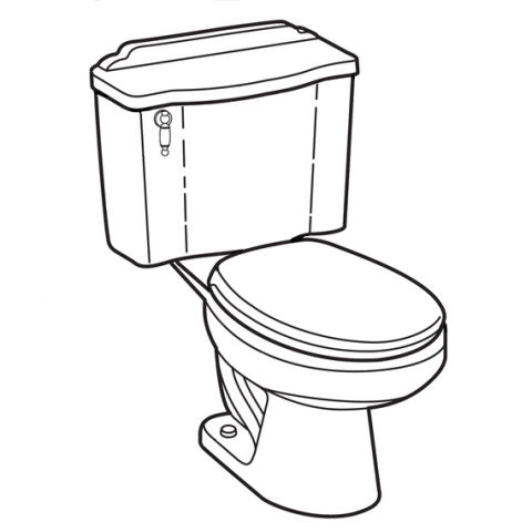 Toilet Seat Drawing At Getdrawings Com Free For Personal