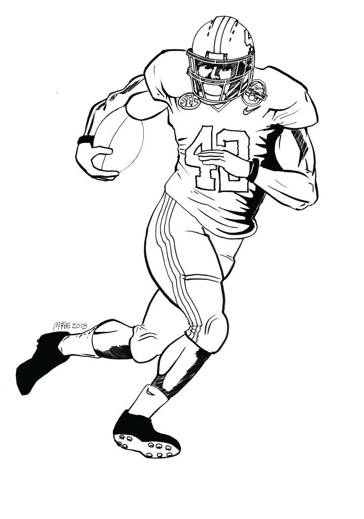 719x1024 Tom Brady Coloring Pages Drawn Football Football Tom Brady
