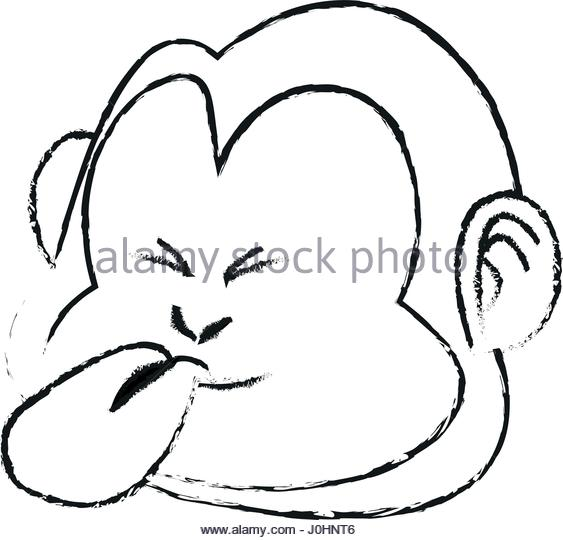 563x540 Tongue Out Monkey Stock Photos Amp Tongue Out Monkey Stock Images