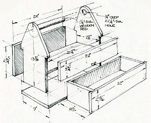300x244 How To Build A Toolbox Simple Diy Woodworking Project Diy