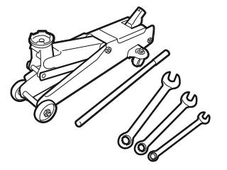 320x240 Morris Minor Tools And Garage Equipment