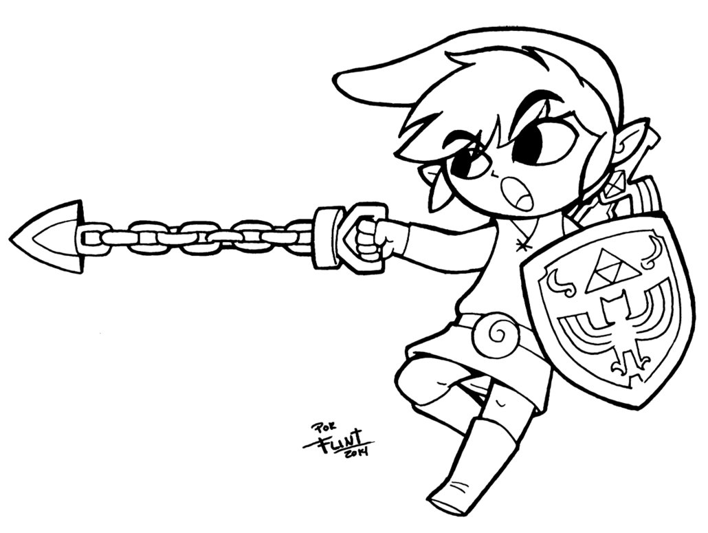 1030x775 Toon Link By Flintofmother3