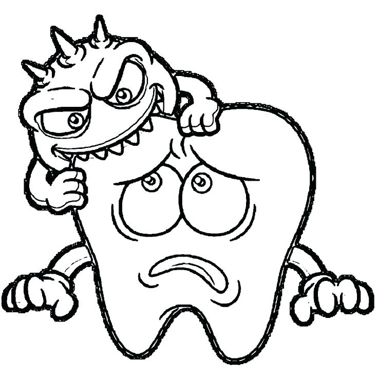 Tooth Line Drawing at GetDrawings.com   Free for personal use Tooth ...