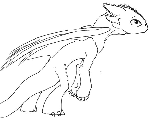 600x463 Drawing How To Train Your Dragon Coloring Pages Sky