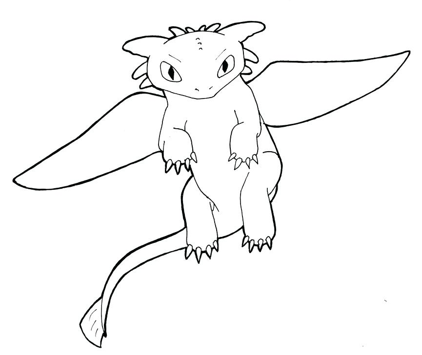 865x728 Inspirational Toothless Dragon Coloring Pages And Line Art