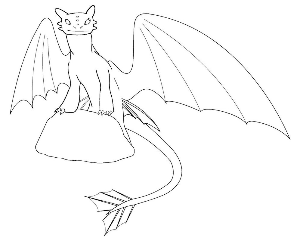 997x801 Toothless Color Me By Shoyzzfanart