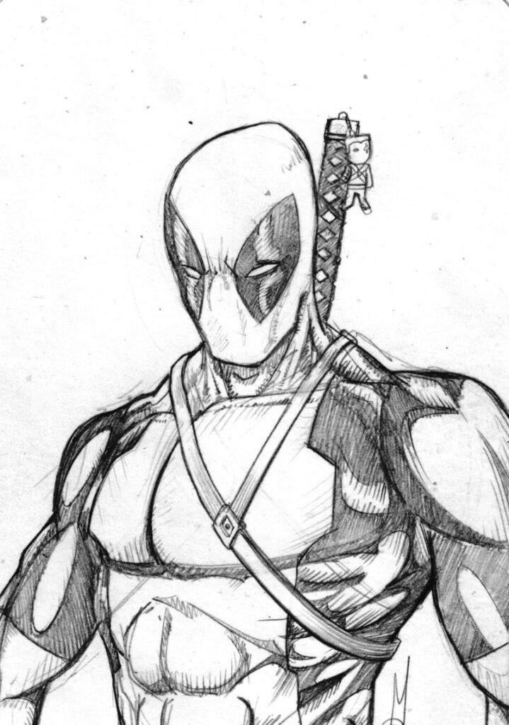 719x1024 Top 10 Sketches Comics Amino