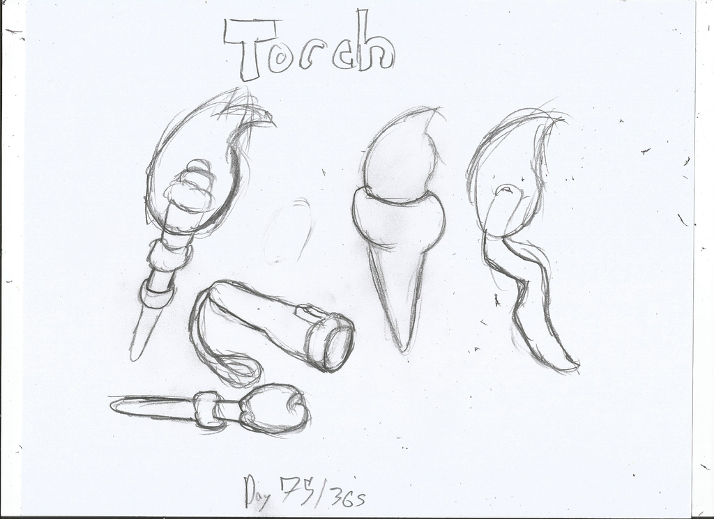 Torch Drawing