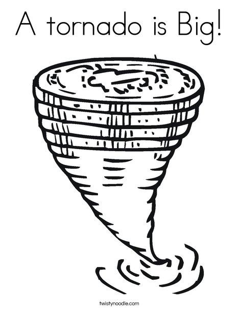 Tornado Drawing