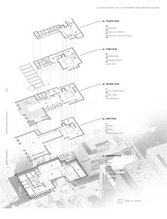 236x309 Courtesy Core Architects) Arch Presentation Drawings