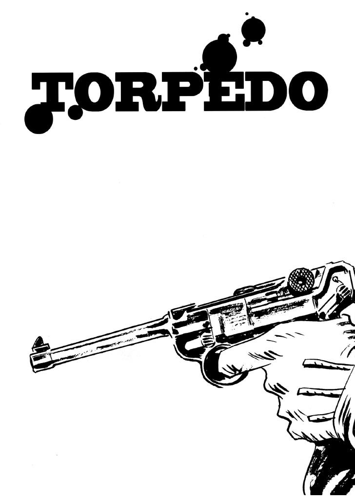 Torpedo Drawing